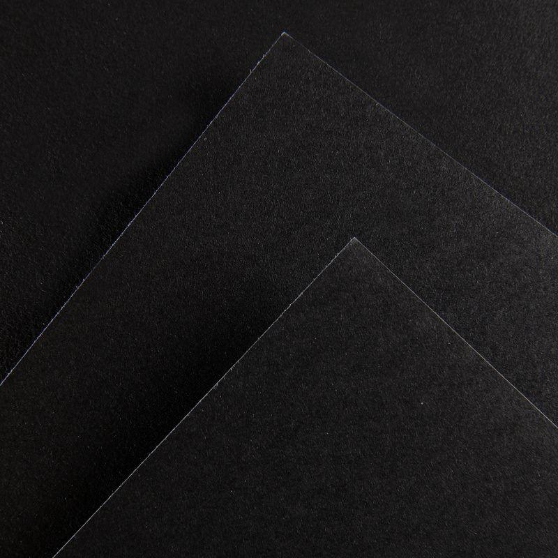 Bloco (caderno) Canson 150 gms Dessin Noir XL A4 40 Folhas