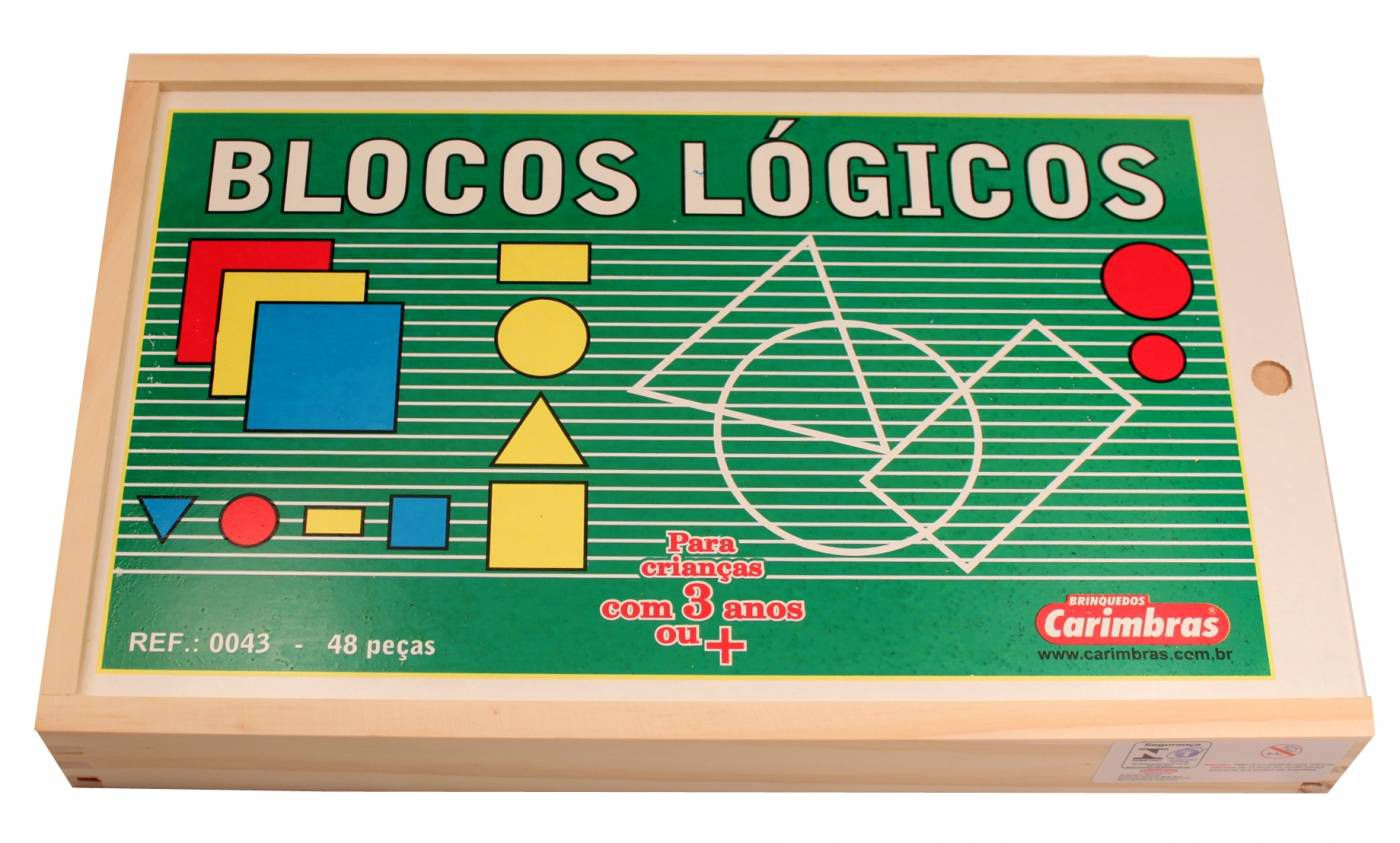 Blocos Lógicos Carimbras Ref.0043