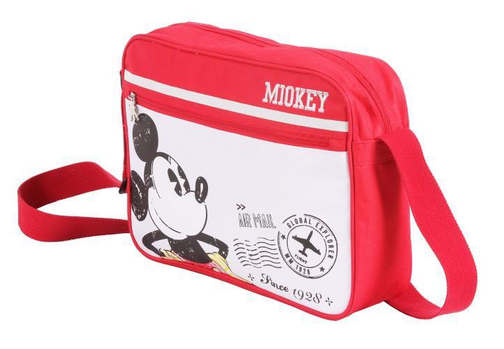 Bolsa Carteiro Dermiwil Mickey Since 1928 Vintage 60154