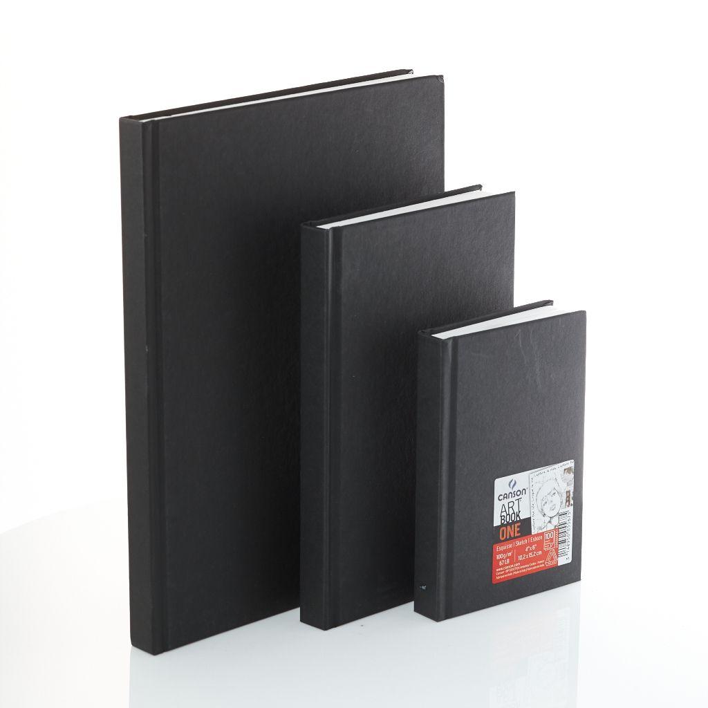 Caderno Canson A4 Artbook One 98 Folhas