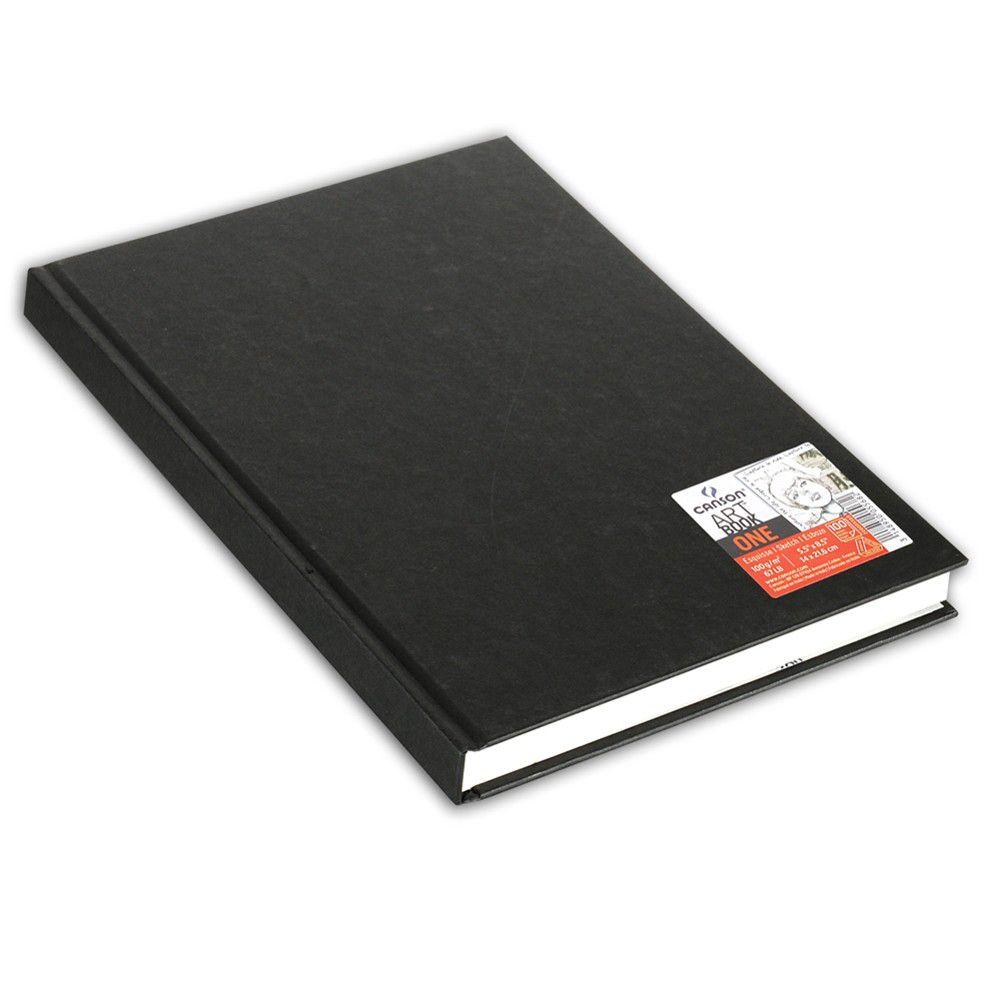 Caderno Canson A5 Artbook One 98 Folhas