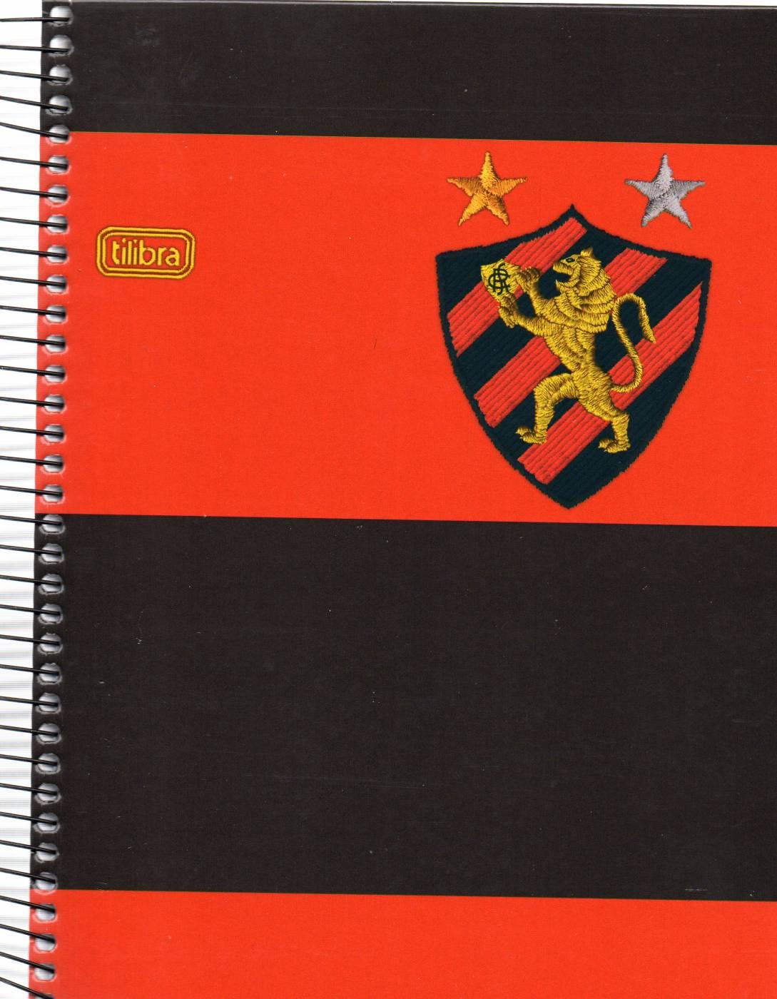 Caderno Univ Tilibra Sport 200 Folhas 10 Matérias