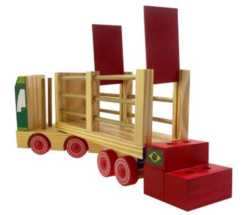Caminhão Fazendinha Carimbras Ref. 4405