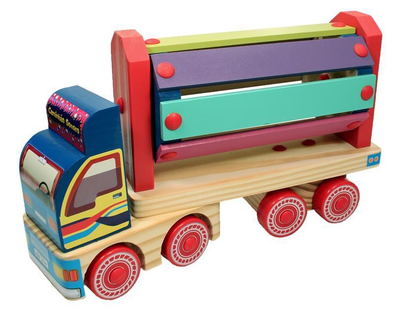 Caminhão Sonoro Carimbras Ref. 3750