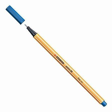 Caneta Hidrográfica Stabilo point 88/32 - Azul Claro