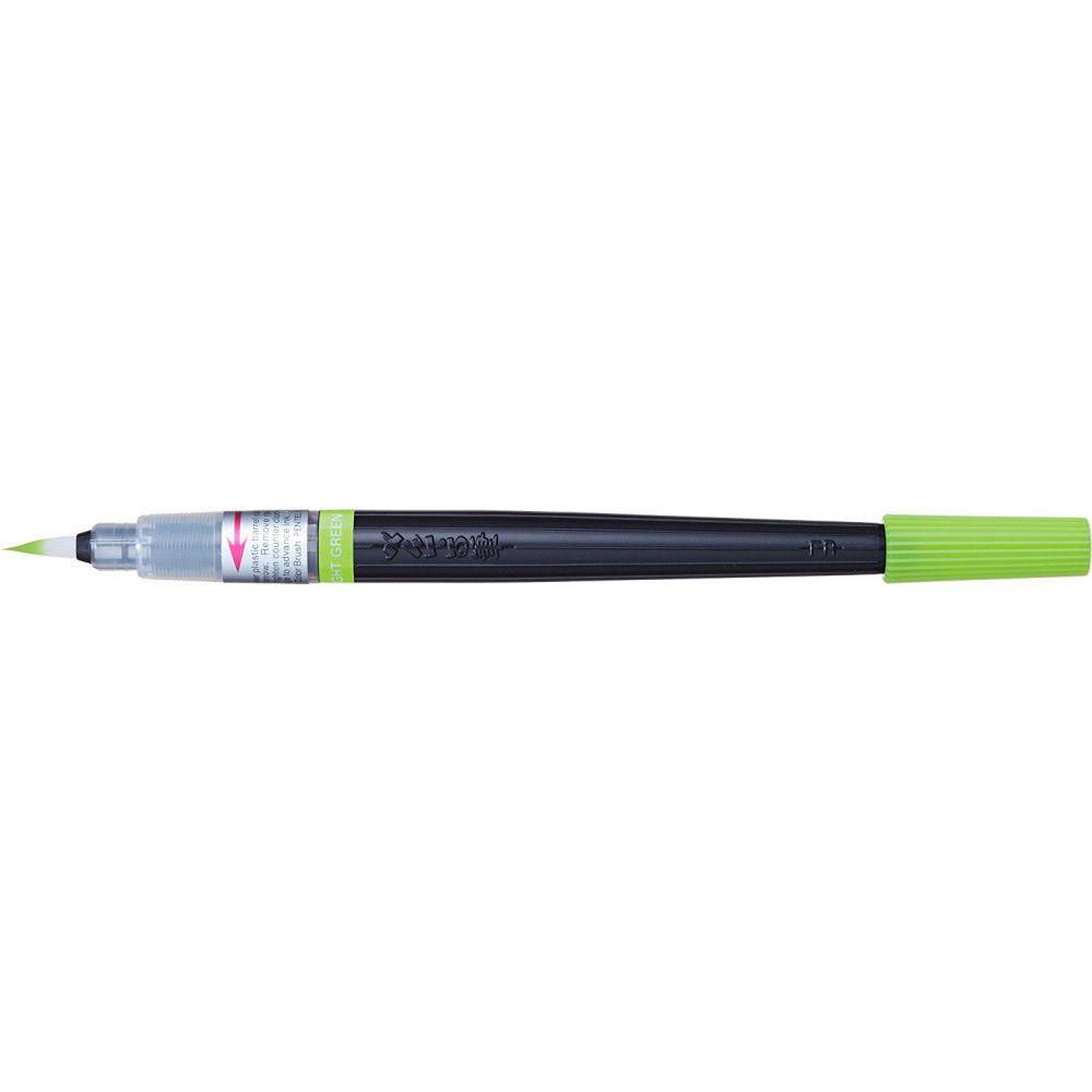 Caneta Pentel Color Brush - Verde Claro