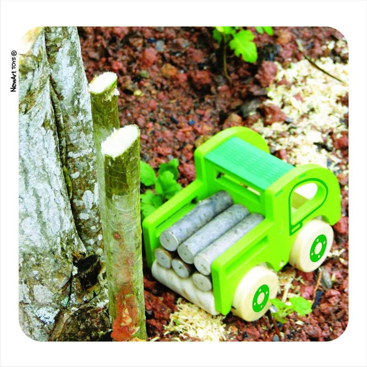 Coleção Carrinhos NewArt Toy's Caminhão Ref. 356