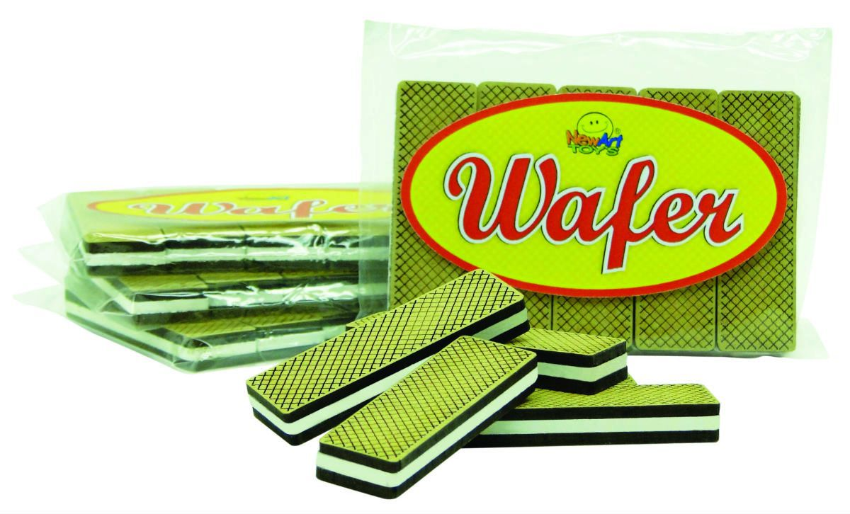 Coleção Comidinhas NewArt Toy's Wafer Ref. 388