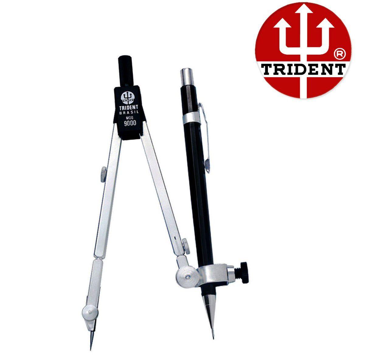 Compasso Técnico Trident Mod. 9000
