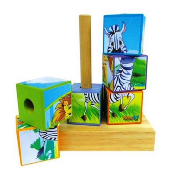 Cubos Bicharada Maluca NewArt Toy's Ref. 227