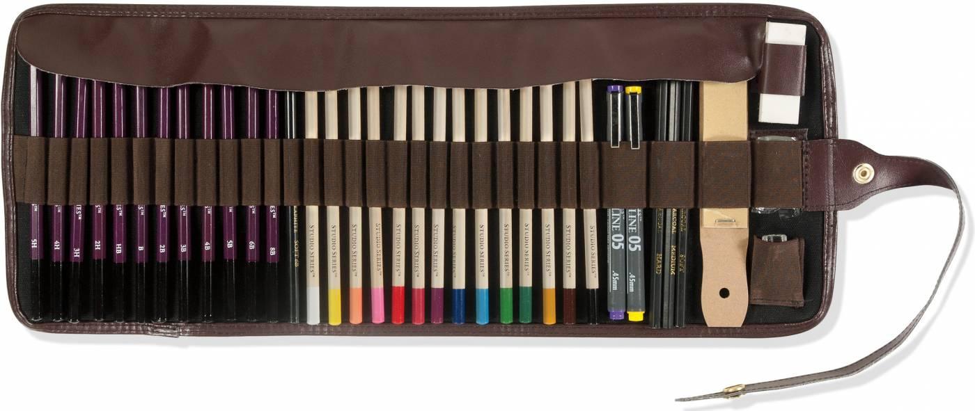 Estojo Derwent - Pencil Wrap 0700434