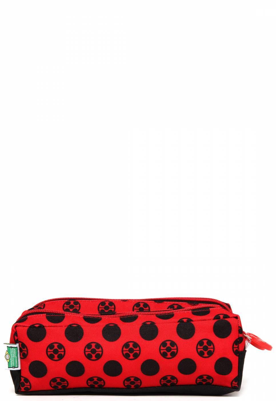 Estojo Duplo Pacific Miraculous Ladybug 966E17