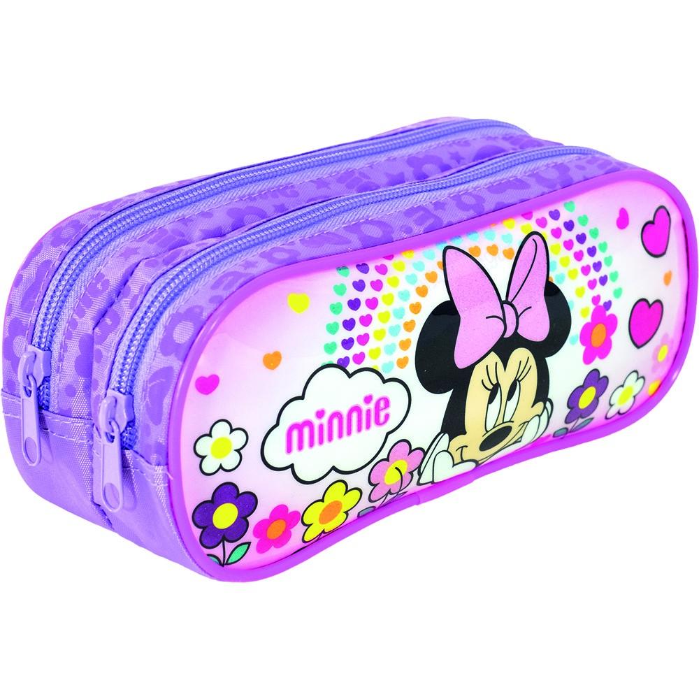 Estojo Duplo Xeryus Minnie  Ref. 8945