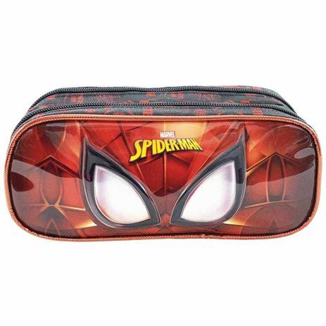 Estojo Duplo Xeryus Spider Man  Ref. 8645