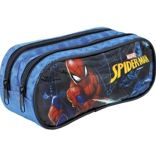 Estojo Duplo Xeryus Spider Man  Ref. 8685