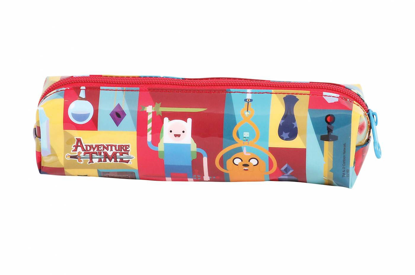 Estojo Escolar DMW Adventure Time 49015