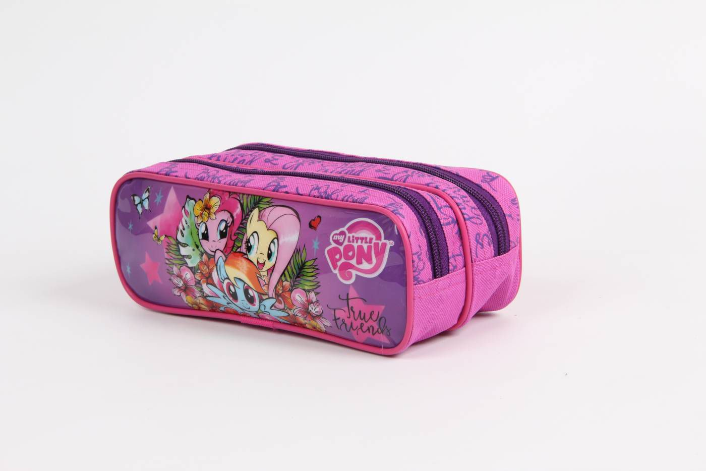 Estojo Escolar Duplo DMW My Little Pony 11144