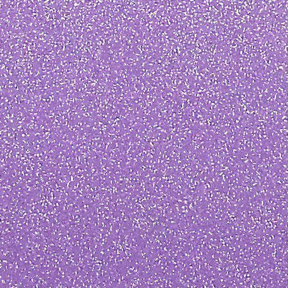 EVA com glitter 40x60 Lilás pacote com 5 folhas