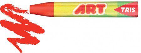 Giz Pastel Oleoso Tris Art 12 Cores - Ref.628790