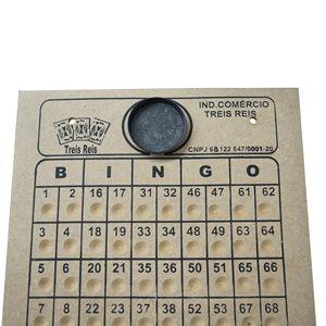 Globo De Bingo Treis Reis Grande