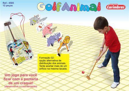 Golf Animal Carimbras Ref. 4585