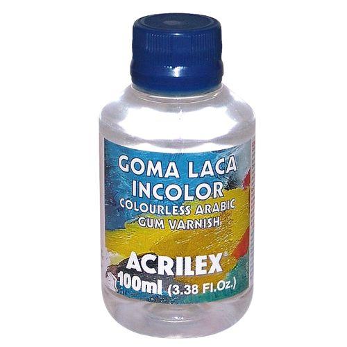 Goma Laca Incolor Acrilex 17110