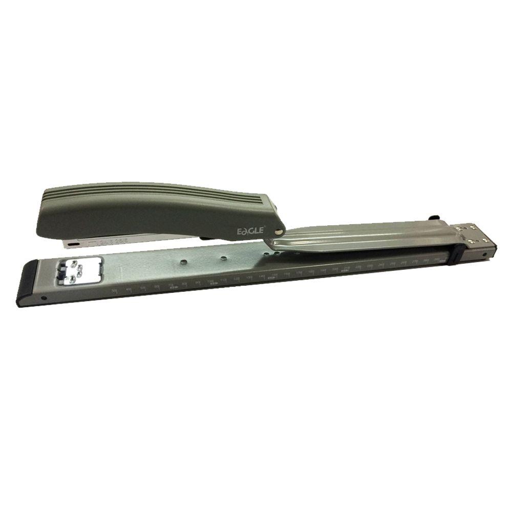 Grampeador Eagle 950L Longo Alcance 30cm p/ até 10 fls