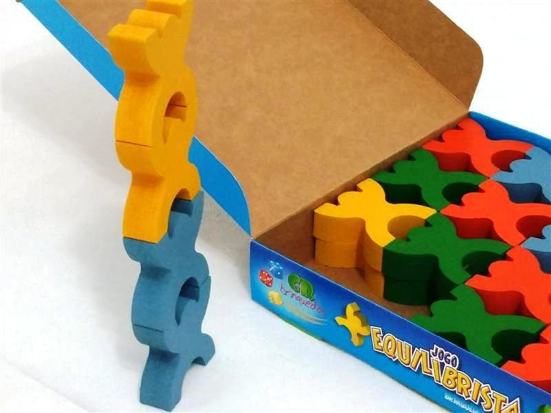 Jogo Equilibrista GR Brinquedos