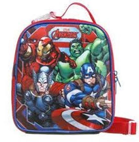 Lancheira Escolar Térmica DMW Avengers Ref. 11593