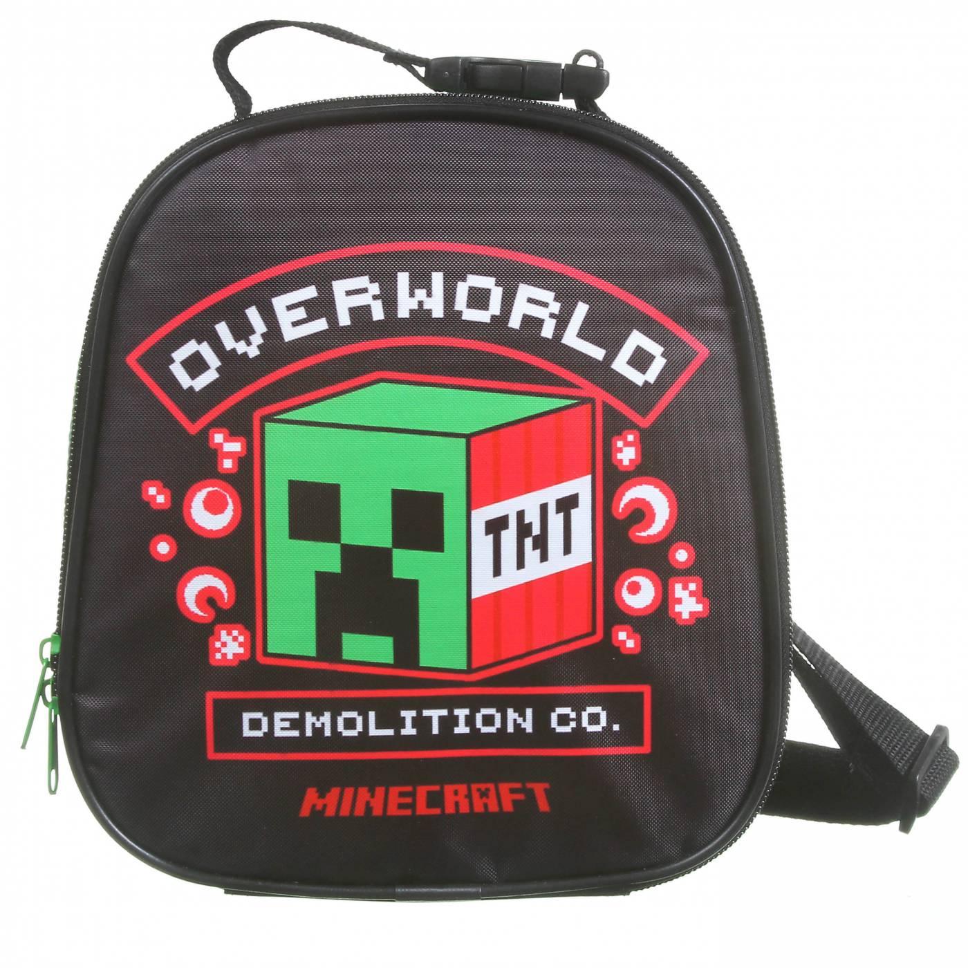 Lancheira Escolar Térmica DMW Minecraft Ref. 11714