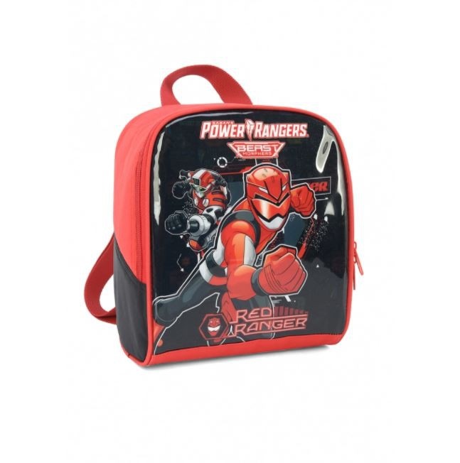 Lancheira Luxcel Power Rangers LA34173PR-VM