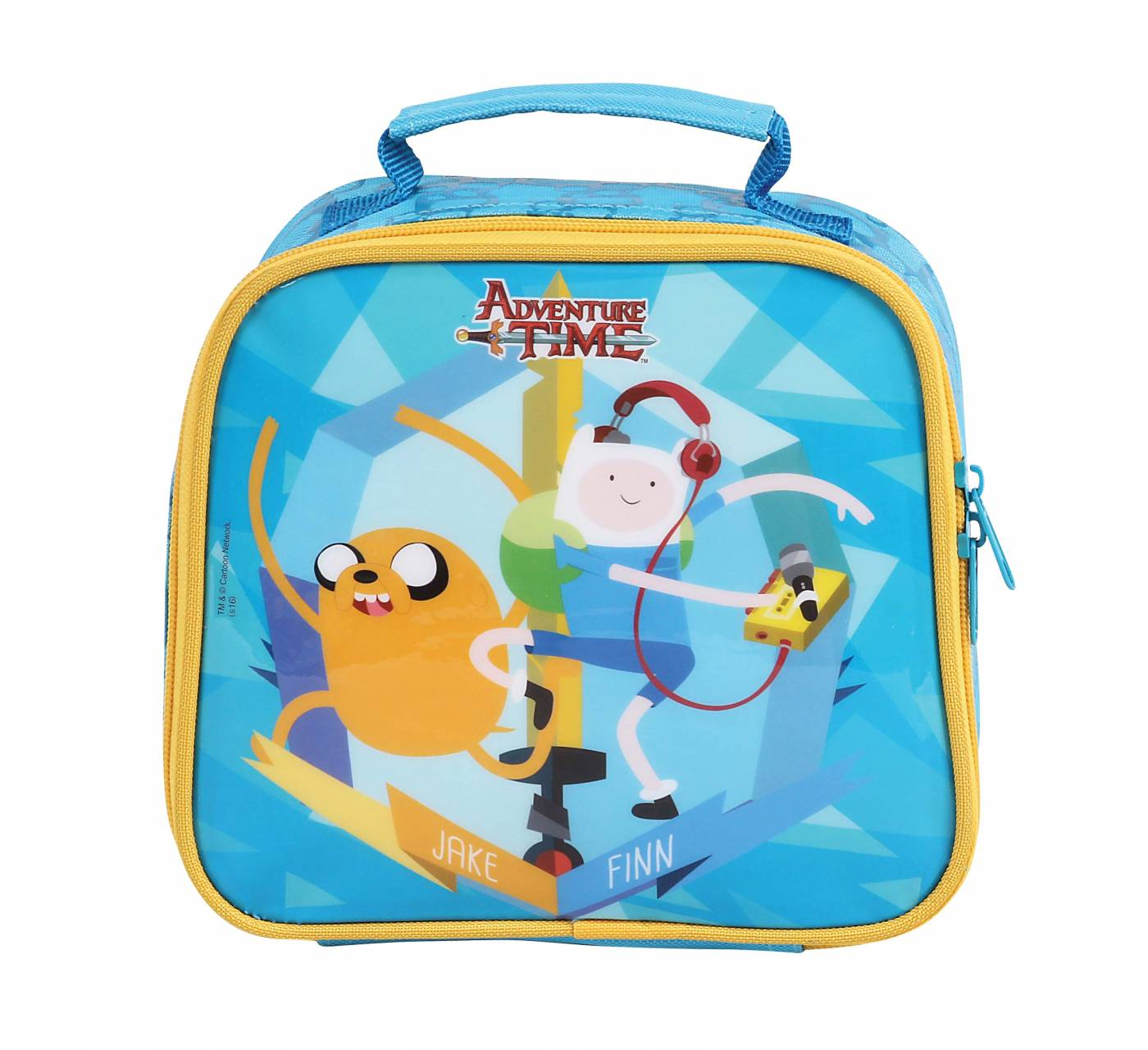 Lancheira Térmica DMW Adventure Time 49026