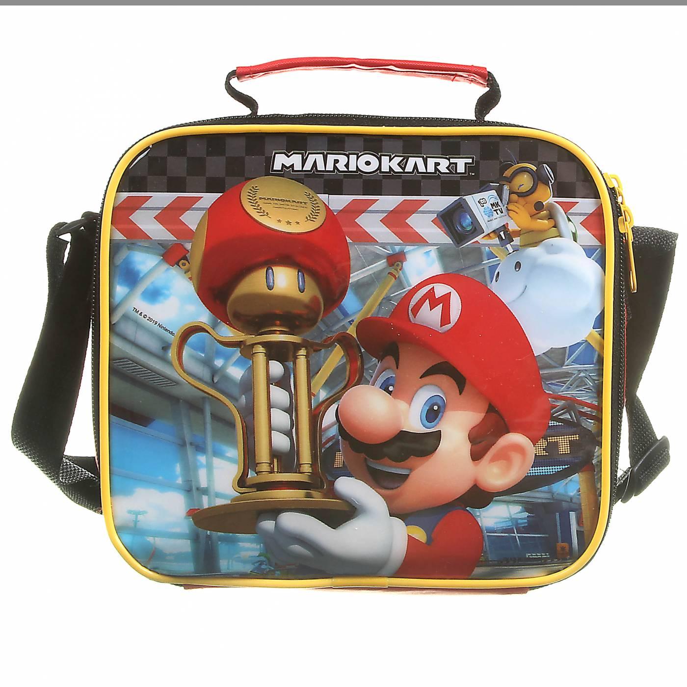Lancheira Térmica DMW Mario Kart Ref. 11725