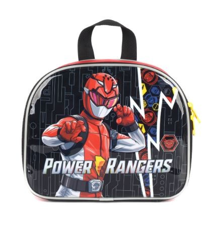 Lancheira Térmica Luxcel Power Rangers LA35433PR-VM