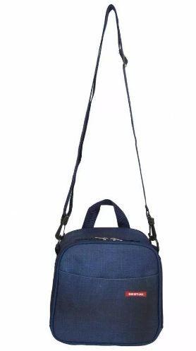 Lancheira Térmica Sestini Jeans 075594