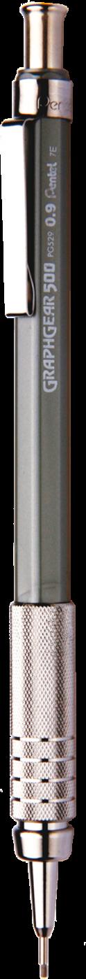 Lapiseira Pentel Graphgear 500 PG529 0.9 mm