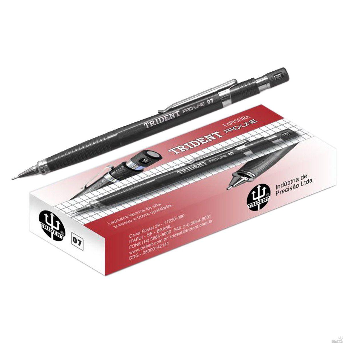 Lapiseira Trident PRO-LINE 0,7 mm LAP-PRO07