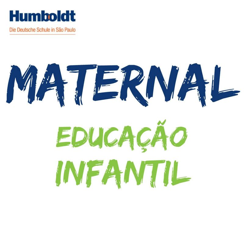 Lista do Maternal Educação Infantil