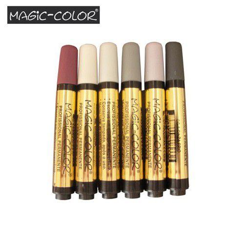 Marcador Magic-Color Série Ouro 6 Tons de Cinza 645-O