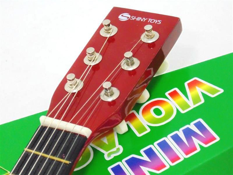Mini Violão Infantil Shiny Toys