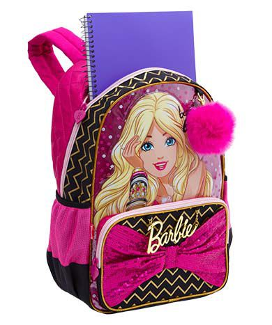 Mochila Grande Barbie 17Z 064707