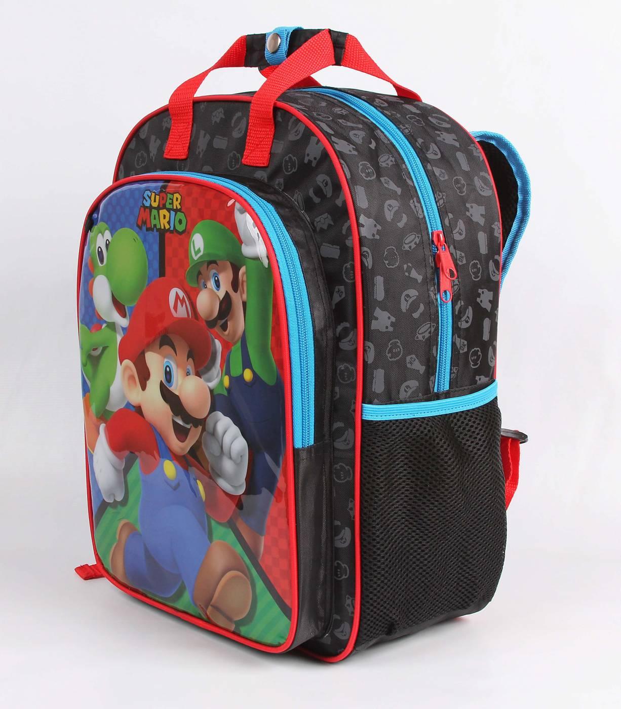 Mochila Grande DMW Super Mario Bros 11537