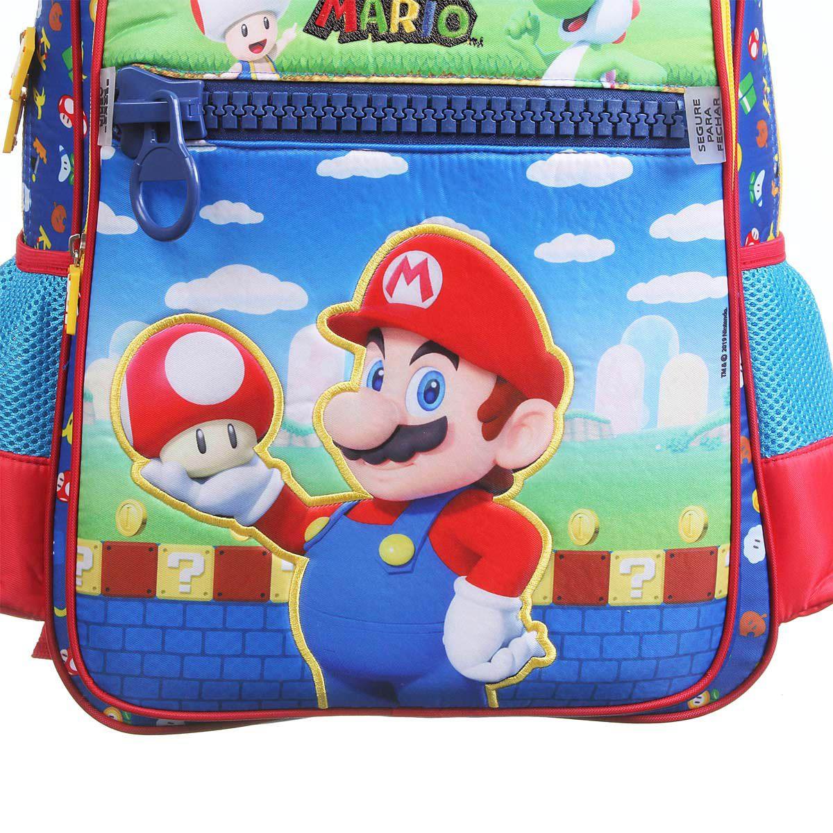 Mochila Grande DMW Super Mario Ref. 11742