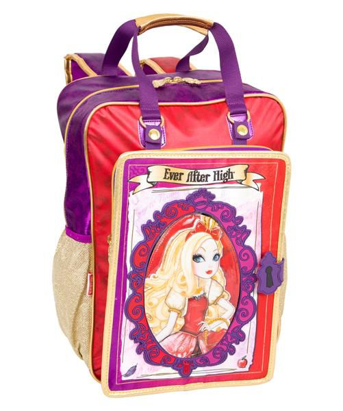Mochila Grande Ever After High 16Z 064363