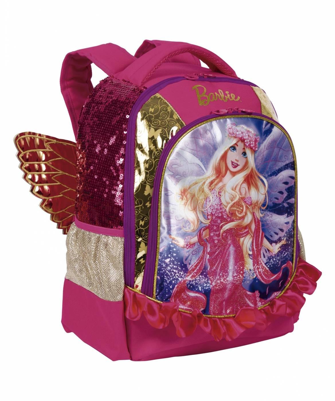 Mochila Grande Sestini Barbie Dreamtopia 64883