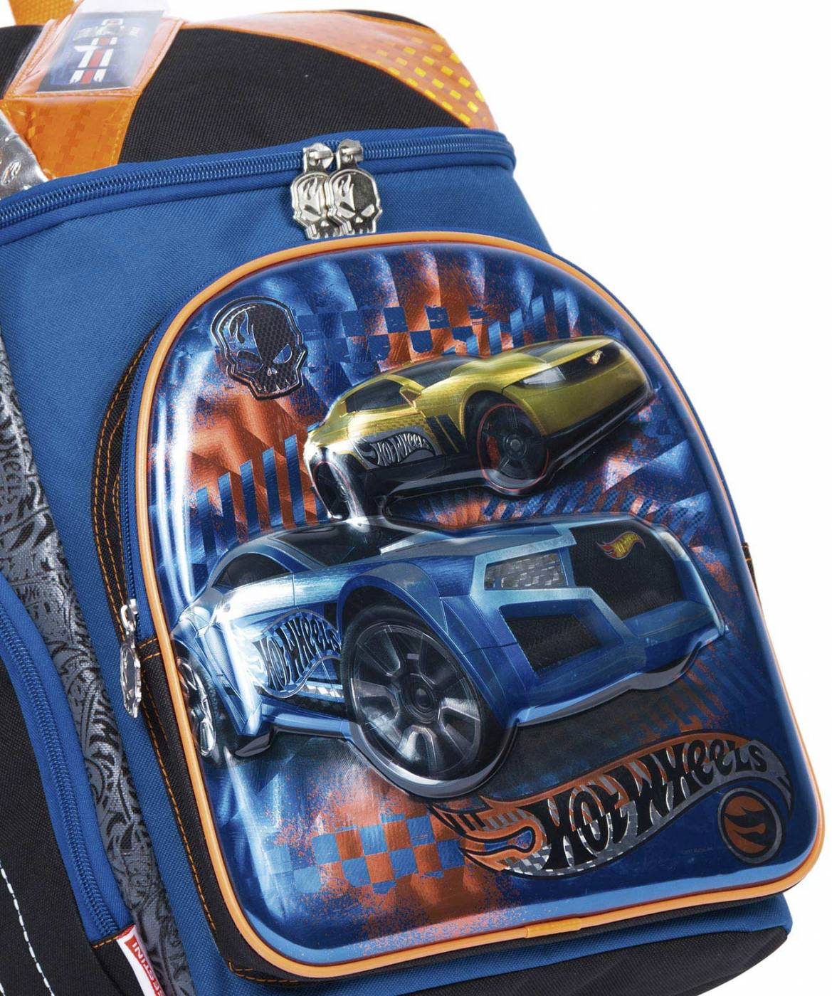 Mochila Grande Sestini Hot Wheels 18Z 064936-00