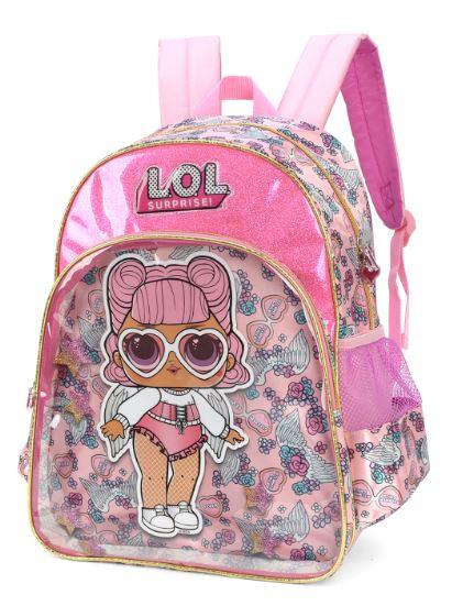 Mochila Luxcel Lol Surprise IS35841LO-RA
