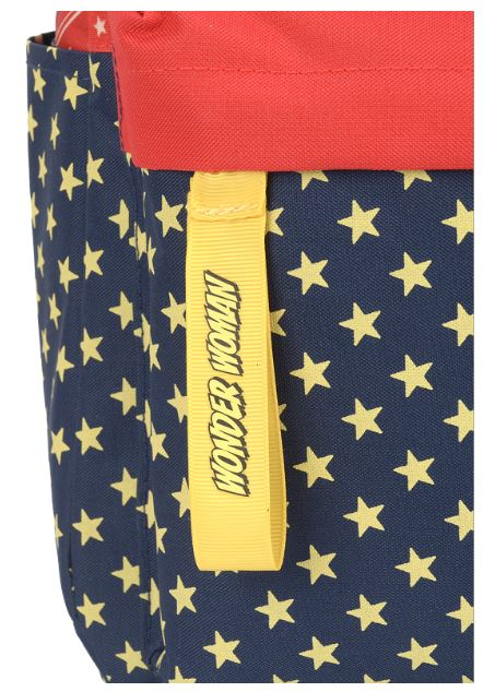 Mochila Luxcel Wonder Woman MS46030WW-VM
