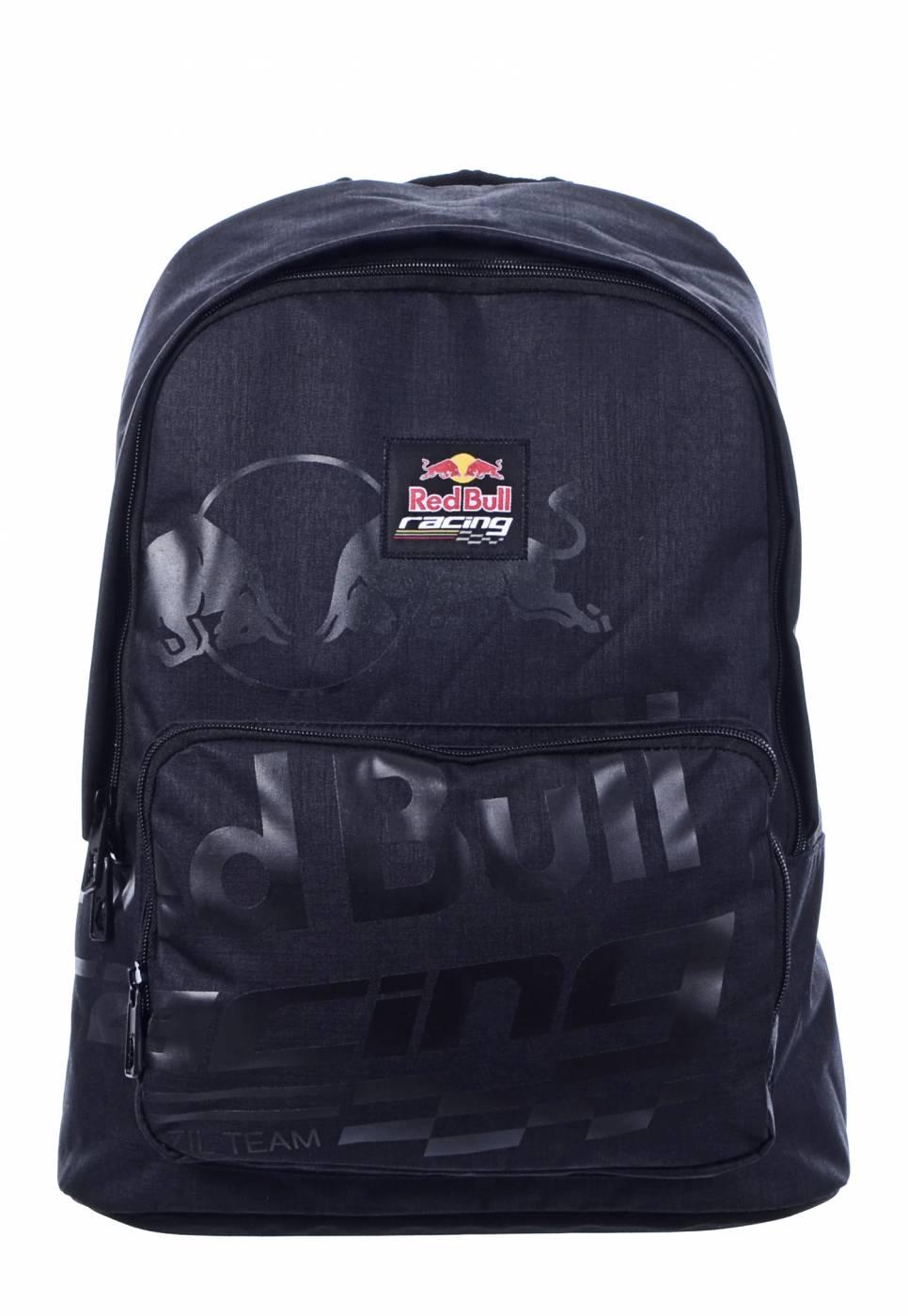 Mochila Nytron Red Bull RB4019 - Preto