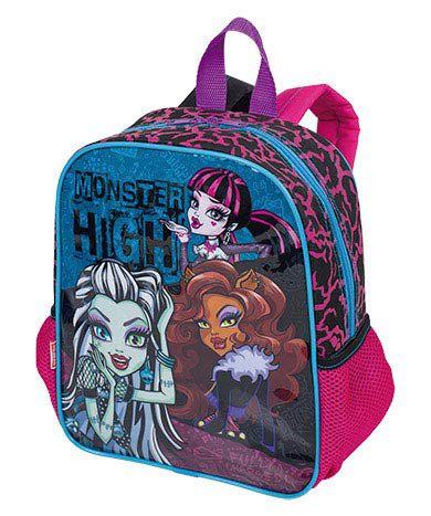 Mochila Pequena Monster High 16M 063902